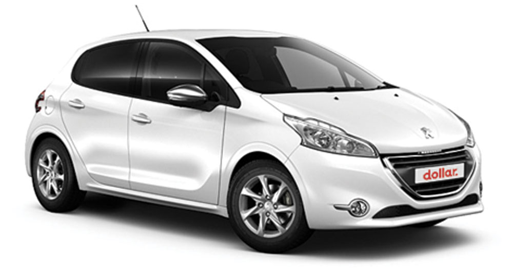 thrifty location voiture 1 Peugeot 208