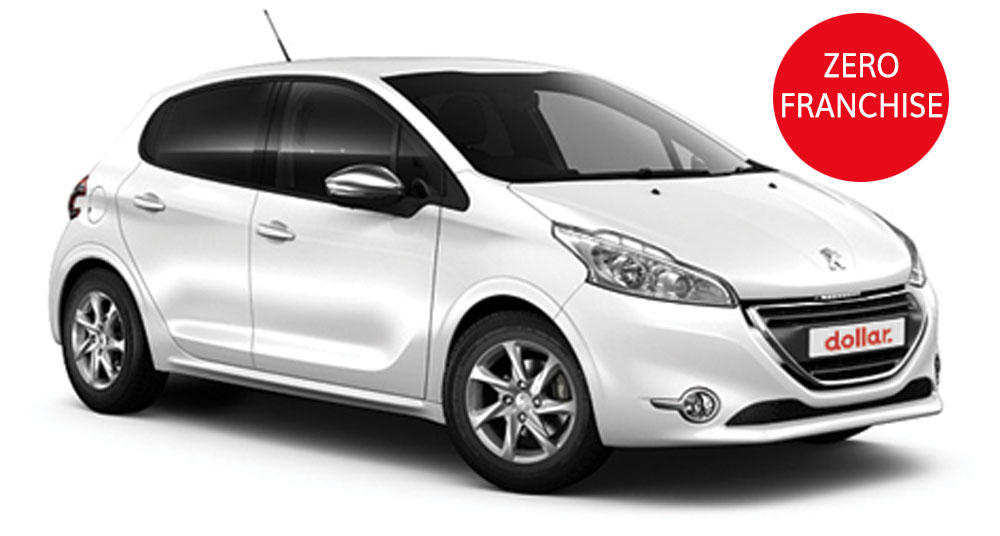 thrifty location voiture 2 Peugeot 208