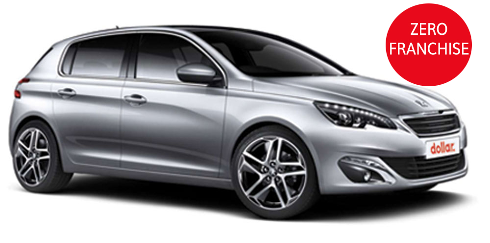 thrifty location voiture 2 Peugeot 308