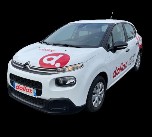 Location 1 Citroën C3 (publicitaire)
