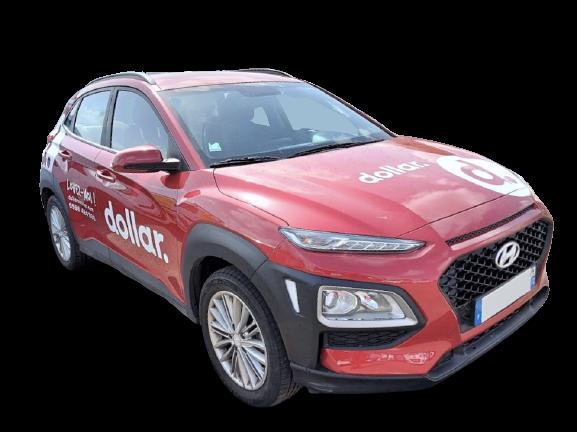 Location 2 Hyundai Kona (publicitaire)